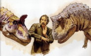 Dinotopia Carnotaurus