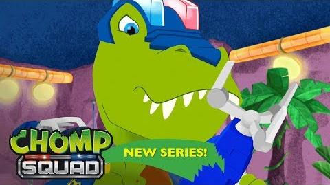 'Follow That Claw' 😮 Episode 16 Chomp Squad A NEW Series!