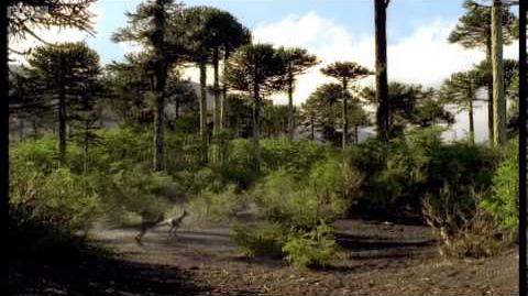 T-Rex Attack of the Dinosaur - Walking with Dinosaurs in HQ - BBC