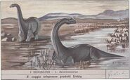 I Dinosauri - Brontosaurus