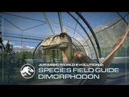 Species Field Guide - Dimorphodon - Jurassic World Evolution 2