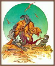 Stout-william-td-deinonychus-tenontosaurus-d50-artfond