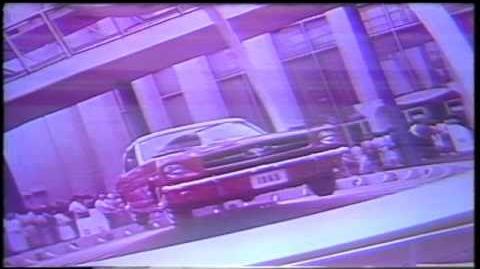 1964-65 NEW YORK WORLD'S FAIR - Ford Magic Skyway