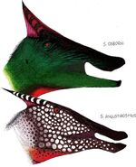 Saurolophus Trinity