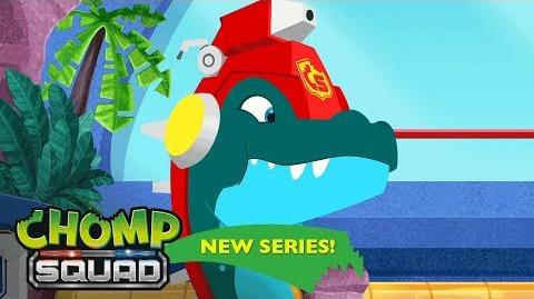'Scoot'n to Save' 🛴 Episode 13 Chomp Squad A NEW Series!