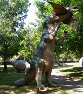 Dinoland giganotosaurus