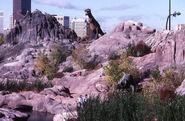 Prehistoric Park Calgary Zoo Oct 1987