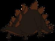 Stegosaurus from Fantasia by brermeerkat16-dakh4x6