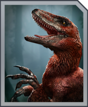 JWA20 Profile Deinonychus