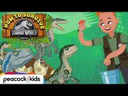 HOW TO SURVIVE JURASSIC WORLD- Training a Velociraptor