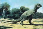 Knight-Tyrannosaurus-painting-700x483