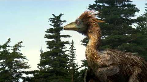 Walking With Dinosaurs Dino Files Troodon Smarts 20th Century FOX