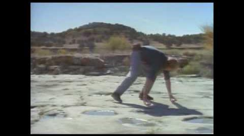 'Dinosaur!' with Walter Cronkite - The Tale of a Bone - Part 4