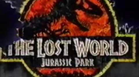 Burger King Ad- Lost World Jurassic Park (1997)