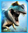 Gorgosaurus Icon JWA