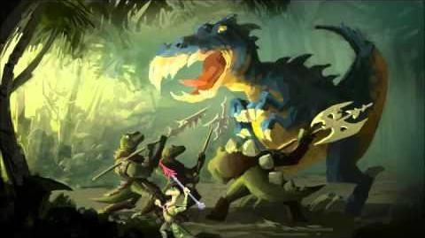 Battlesaurs vs Rex - Toy Story That Time Forgot Blu-ray Exclusive Clip