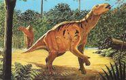 DinoCardz Iguanodon
