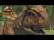 Science of the Strike- Carnotaurus - Jurassic World Camp Cretaceous
