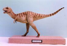 Xenotarsosaurus Sculpture.jpg