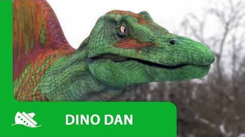 Dino Dan Spinosaurus Promo