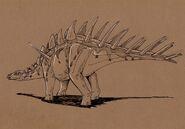 Kentrosaurus by zero alto-d5yvbqm