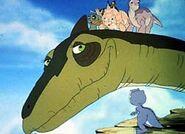 Elsie the Elasmosaurus
