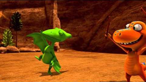 A New Way to Sing a Song - Dinosaur Train - The Jim Henson Company