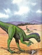 Oviraptor Childcraft Annual