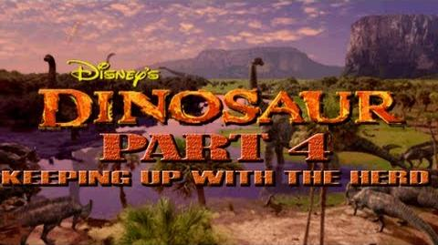 (PS1) Disney's Dinosaur - Part 4 - Keeping up with the Herd