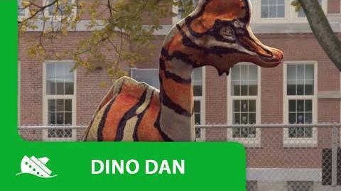 Dino Dan Corythosaurus Promo