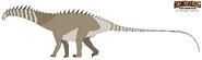KK Tewotw - skull island brontosaurus by hewytoonmore-dbub5au