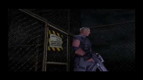 The Backyard cutscene 1