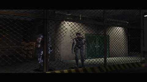 Dino Crisis - Cutscene 4