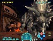 Dino Stalker Triceratops 2