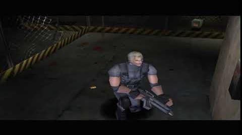 Dino Crisis - Cutscene 5