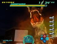 Dino Stalker Carnotaurus