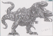 Dino Crisis 3 concept art - Cebalrai 3