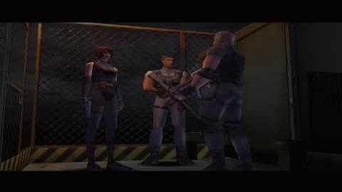 Dino Crisis - Cutscene 3