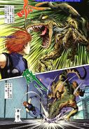 Dino Crisis Issue 1 - page 18