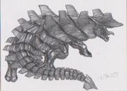 Dino Crisis 3 concept art - Regulus 3