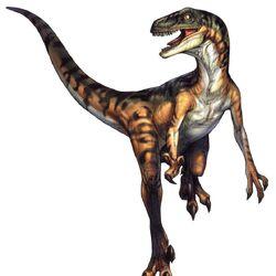 Dino Stalker creatures