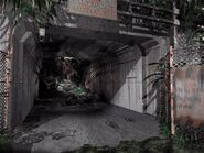 Passageway to Military Facility - ST107 00004