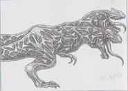 Dino Crisis 3 concept art - Cebalrai 1