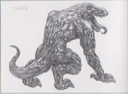 Dino Crisis 3 concept art - Kornephoros 3