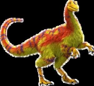 Compsognathus Render.png
