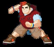 Dinofroz - Bob - Character Profile Image