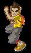 Dinofroz - John - Character Profile Image