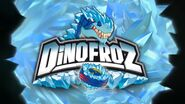 Dinofroz - Logo in Season 1 Intro