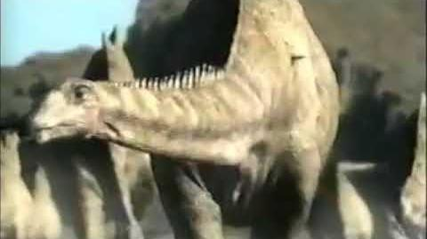 Walking With Dinosaurs 2000 Teaser Ad