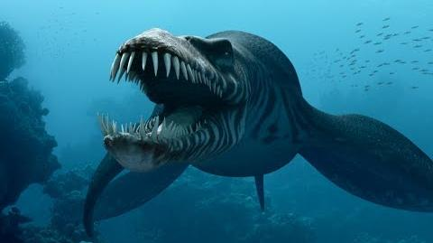 Cretaceous Sea Monsters Formidable Sea Rex Documentary 2017 HD